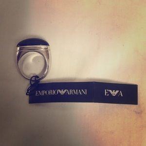 Emporio Armani Unisex Ring